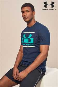 Under Armour Blocked Sportstyle T-Shirt mit Logo
