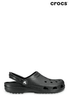 Crocs™ Black Classic Clogs