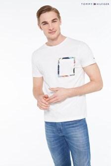 Tommy Hilfiger Pocket Outline T-Shirt