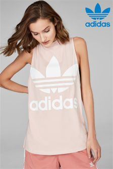 adidas Originals Blush Pink Tank