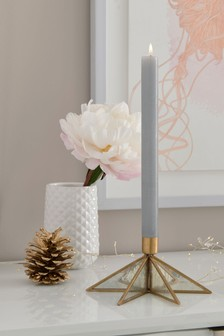 Star Candlestick Holder