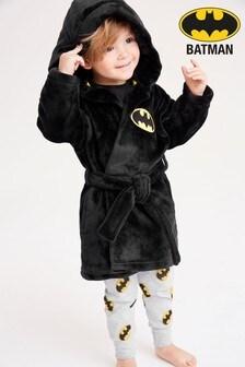 Batman® Robe And Pyjamas Three Piece Set (9mths-8yrs)