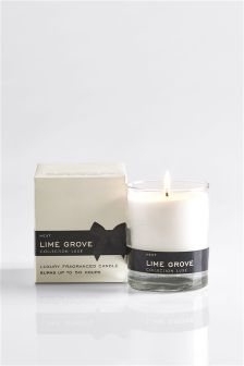 Lime Grove Collection Luxe Candle