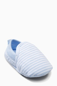 Pram Soft Slip-Ons (Younger)