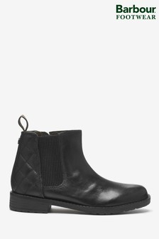 Barbour® Black Abigail Boot