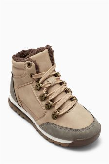 Sporty Hiker Boots (Older)
