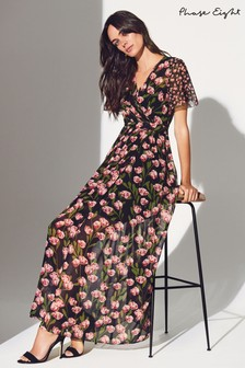 Phase Eight Multi Valentina Print Maxi Dress