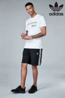 adidas Originals Black Snap Short