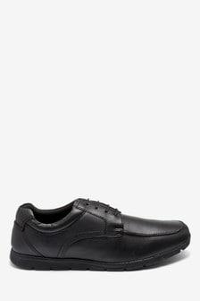 Apron Derby Shoe
