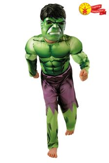 Rubies Hulk Fancy Dress Costume