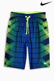 Nike Graphic Print 8-Inch Swim Short