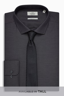 Tonic Shirt And Tie Set