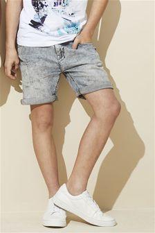 Smoky Five Pocket Shorts (3-16yrs)