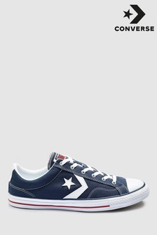 6d34611ac64f Navy · Black · Grey · White · Converse Star Player Ox