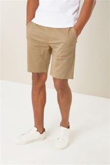 Slim Stretch Chino Shorts