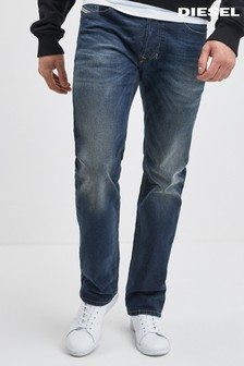 Diesel® Mid Wash 853R Larkee Straigh Fit Jean