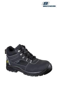 Skechers® Black Trophus Boots