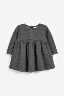 Long Sleeve Dress (0mths-2yrs)