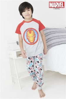Iron Man Pyjamas (3-12mths)