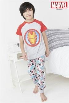 Iron Man Pyjamas (3-12yrs)