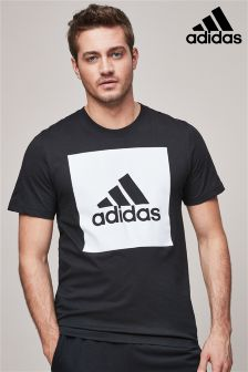 adidas Box Logo T-Shirt