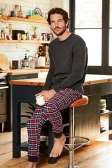 Woven Check Pyjama Set