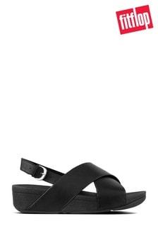 FitFlop™ Black Lulu Sandal
