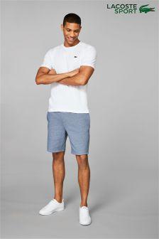 Lacoste® Sport Blue Sweat Short
