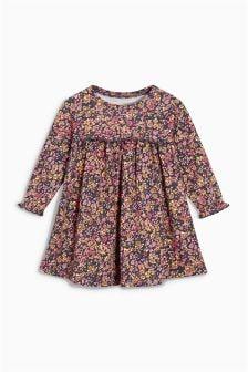 长袖针织连衣裙 (3个月-6岁)