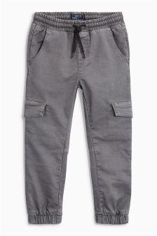 Garment Dye Cargo Trousers (3-16yrs)