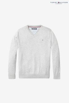 Tommy Hilfiger Boys V-Neck Sweater
