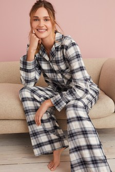 Soft Cotton Flannel Pyjamas