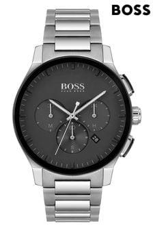 BOSS Peak Stainless Steel Bracelet Watch