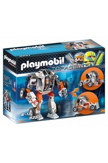 Playmobil® 9251 Top Agents Agent T.E.C.s Robot