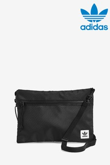 adidas Originals Black Simple Pouch Bag