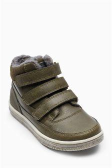 Triple Strap Boots (Older)