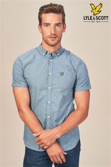 Lyle & Scott Beach Ball Print Shirt