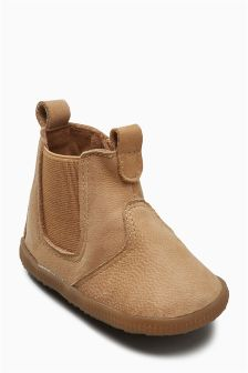 Crawler Chelsea Boots (Younger)