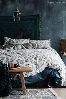 French Connection Bali Duvet Cover and Pillowcase Set