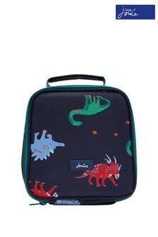 Joules Blue Munch Bag Printed Lunchbag