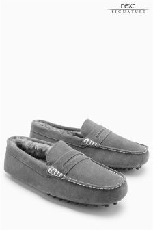 Signature Pimple Sole Moccasin