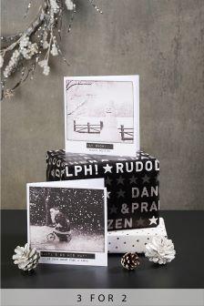 20 Pack Polaroid Christmas Cards