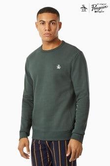 Original Penguin® Sticker Pete Crew Next Sweatshirt