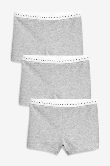 Modesty Shorts Three Pack (2-16yrs)