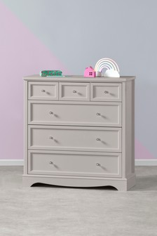 Amelia 6 Drawer Multi Chest