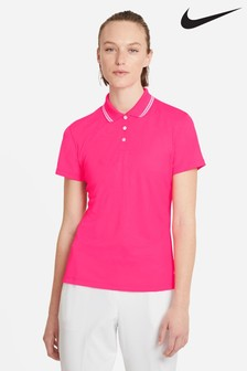 Buy Women's Tops Pink Poloshirts from the Next UK online shop