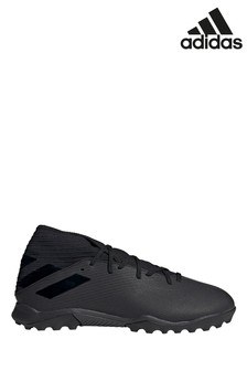 adidas Black Nemeziz P3 Turf Football Boots