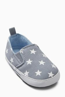 Pram Slip-On Shoes (Younger)