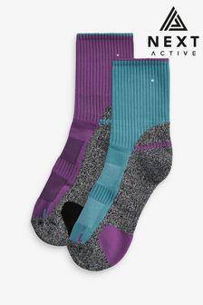 Walking Socks 2 Pack