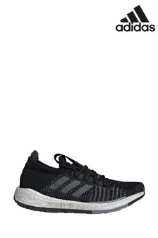 adidas Run Black/White PulseBoost HD Trainers